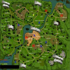 mapa elmorad